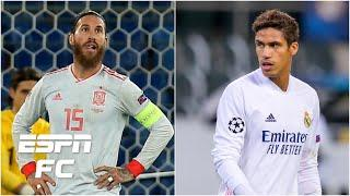 Has Sergio Ramos become TOO RELIANT on Raphael Varane to clean up his mistakes? | ESPN FC