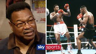 The man who beat Muhammad Ali & fought Mike Tyson  | Larry Holmes | Ringside Special