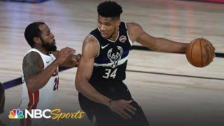 Committing to Bucks was always Giannis Antetokounmpo's best option | PBT Extra | NBC Sports