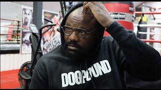 DERECK CHISORA BRUTALLY HONEST ON USYK LOSS, RESPONDS TO WHYTE, AJ/FURY v USYK, REVEALS WILDER TEXT