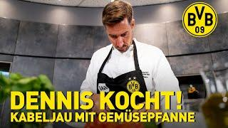 Cooking with Dennis! | Dinner: Cod filet with stir-fried vegetables | PreSeason-Special