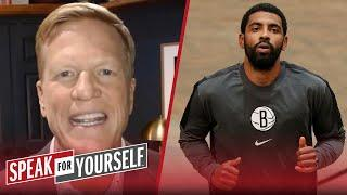 Kyrie Irving is not excited about playing with James Harden — Ric Bucher | NBA | SPEAK FOR YOURSELF