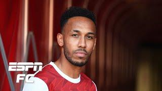 Pierre-Emerick Aubameyang STAYING at Arsenal: Can he drag the Gunners into the top four? | ESPN FC