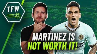 Why Barcelona should NOT buy Lautaro Martinez: Overrated and Underrated players  TFW