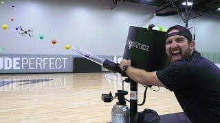 Drone Hunting Battle | Dude Perfect