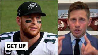 Carson Wentz superfan Dan Orlovsky calls out the Eagles' QB for losing to Washington | Get Up