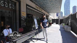 Walk and Talk with Foligno | Inside the Bubble