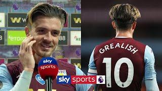 Jack Grealish responds to speculation that he's played his LAST home game in a Villa shirt