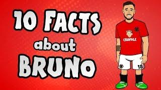 10 facts about Bruno Fernandes you NEED to know!  Onefootball x 442oons