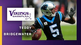 What are the Keys for the Minnesota Vikings Against Teddy Bridgewater & Carolina Panthers Offense?