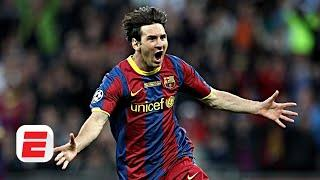 Barcelona 'put on a show' to beat Man United in Champions League Final in 2011 - Burley   ESPN FC
