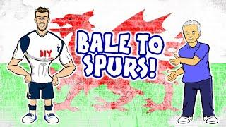 BALE to SPURS! (Tottenham sign Gareth Bale - he wants to go home!)