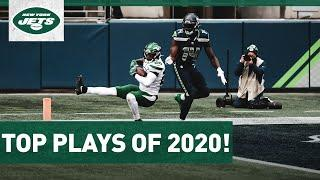 BEST PLAYS OF 2020 | New York Jets Highlights | NFL