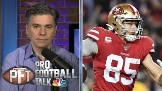 San Francisco 49ers must be careful with George Kittle | Pro Football Talk | NBC Sports