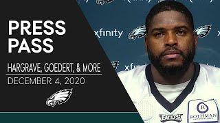 Javon Hargrave Talks Packers Offense, His Comfort in Eagles' Defense, & More   Eagles Press Pass