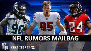 NFL Rumors Mailbag: Jadeveon Clowney, Everson Griffen, George Kittle Extension & Devonta Freeman?