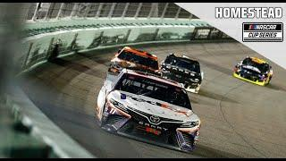 Dixie Vodka 400 from Homestead-Miami Speedway | NASCAR Cup Series Full Race replay