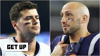Brian Hoyer, not Jarrett Stidham, will be the Patriots' starting QB - Rob Ninkovich | Get Up