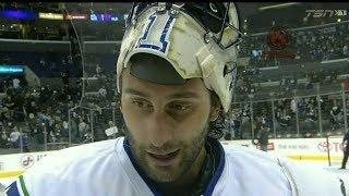 Top 10 Roberto Luongo's Moments Throughout His Career