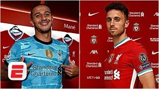 Have the Thiago and Jota signings made Liverpool Premier League favourites over Man City? | ESPN FC