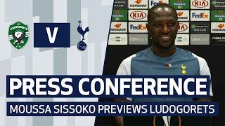 PRESS CONFERENCE | MOUSSA SISSOKO PREVIEWS LUDOGORETS