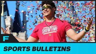NFL Stars & Fans React To Patrick Mahomes Signing BIGGEST Contract In Sports HISTORY