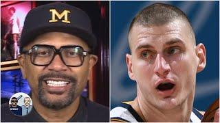 Jalen Rose reacts to Nikola Jokic putting on a show vs. the Thunder | Jalen & Jacoby