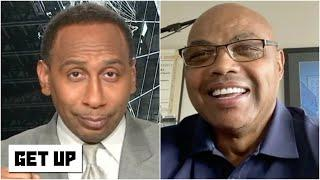Stephen A. and Charles Barkley debate LeBron vs. Giannis for NBA MVP | Get Up