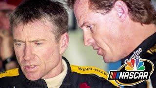 Racing Rivals: Mark Martin and Rusty Wallace look back on famous duels | Motorsports on NBC