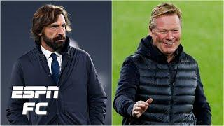 Juventus vs. Barcelona preview: Lots of headaches for Andrea Pirlo and Ronald Koeman | ESPN FC