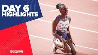 Highlights | World Athletics Championships Doha 2019 | Day 6