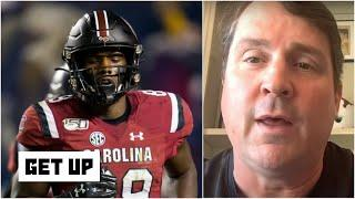 We'd need 8 weeks from the time players return to campus to play a game - Will Muschamp | Get Up