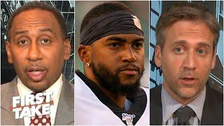 First Take reacts to DeSean Jackson accepting an invitation to Auschwitz