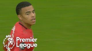 Mason Greenwood nets Manchester United equalizer v. West Ham | Premier League | NBC Sports