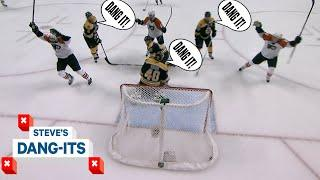 NHL Worst Plays Of All-Time: Boston's Epic 2010 Collapse  | Steve's Dang-Its