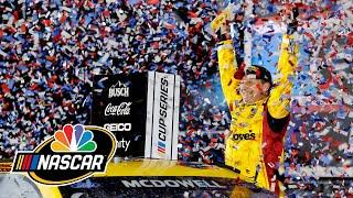 Michael McDowell achieves incredible feat by winning NASCAR's Daytona 500 | Motorsports on NBC