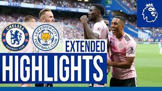 Chelsea 1 Leicester City 1 | Extended Highlights | 2019/20