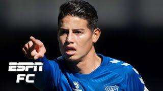 Has Everton's James Rodriguez proved he has the grit to play in the Premier League?   Extra Time