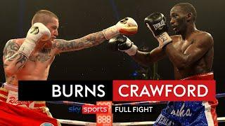 Terence Crawford's BREAKOUT fight!   Ricky Burns vs Terence Crawford   Fight Rewind