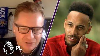 Pierre-Emerick Aubameyang ready to build with Arsenal | Inside the Mind with Arlo White | NBC Sports