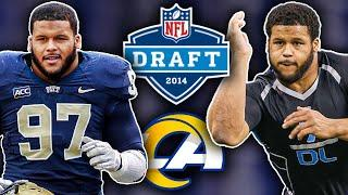 The REAL REASON Aaron Donald WASN'T a 1st OVERALL DRAFT PICK