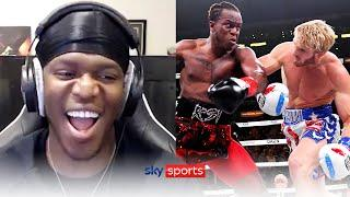 KSI reflects & opens up on the Logan Paul fight | One Year On