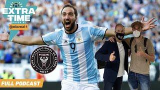 Should Miami make Gonzalo Higuain the HIGHEST-PAID player in MLS?