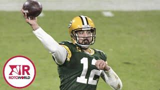 NFL betting previews for Rams vs. Packers, Ravens vs. Bills in Divisional Round   Rotoworld