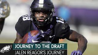 Jalen Reagor's Journey to the Draft | Journey to the Draft