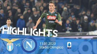 Highlights Serie A - Lazio vs Napoli 1-0
