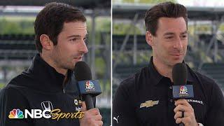 'Back Home Again:' Simon Pagenaud, Alexander Rossi revisit 2019 Indy 500 | Motorsports on NBC