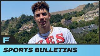 LaMelo Ball Reacts To His Dad Lavar Saying He Is A Not A Fit To Play On Warriors