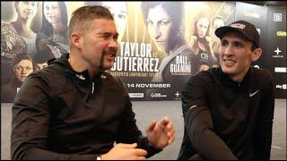 'I WANT YOU TO RENDER HIM UNCONSCIOUS' -TONY BELLEW BRUTALLY TELLS HIS FIGHTER THOMAS WHITTAKER HART