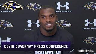 Devin Duvernay's Excitement For the Future  | Baltimore Ravens